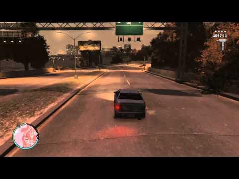 GTA 4 - Czech Gameplay #1