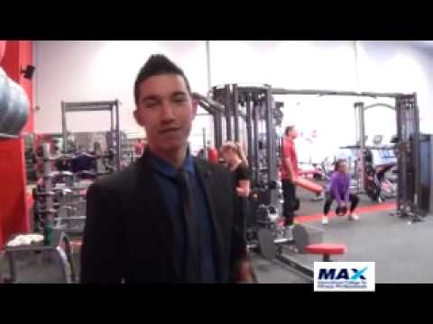 Max Graduate, Tony shares his success at Snap Fitness as the Manager since graduating