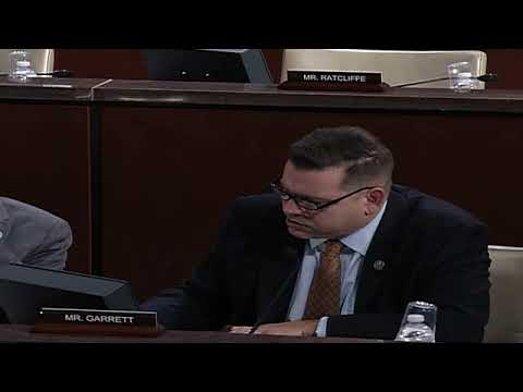 U.S. Rep. Tom Garrett Introduces H.R. 4553, the Terrorist Screening and Targeting Review Act