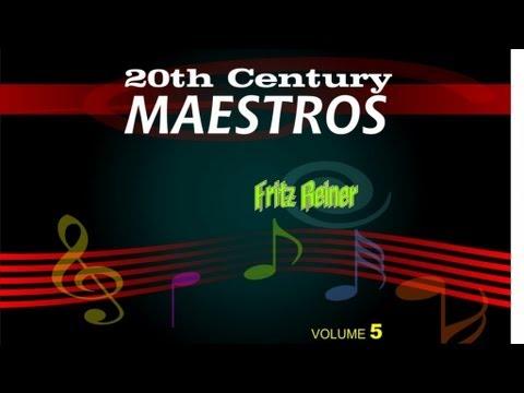 Belà Bartok - Concerto for Orchestra, Sz 116: V. Finale: Pesante. Presto