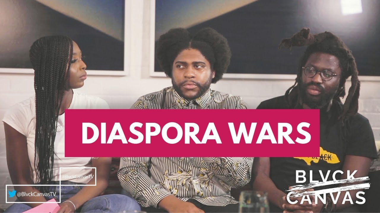 BLVCK CANVAS | DIASPORA WARS | S1 EP 8