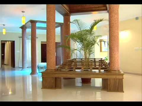 House Interiors Home Seven Courtyards Eafel Constructions Youtube