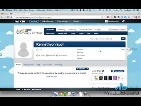 How to Create a Wikia Account for Boosting SEO