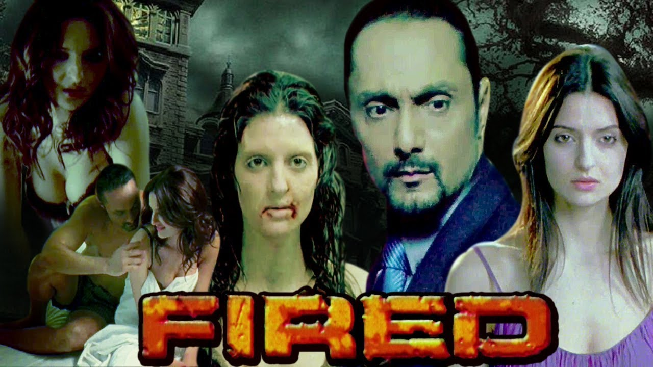 Hindi Horror Movie   Fired   Full Movie   Rahul Bose   Bollywood Horror Movie 2010