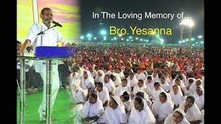 Srimanthuda Yesayya    A Tribute to Bro.Yesanna    Music & Sung by Sandeep