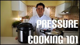 How to use a pressure cooker | Pressure cooking 101 with Chef Cristian Feher