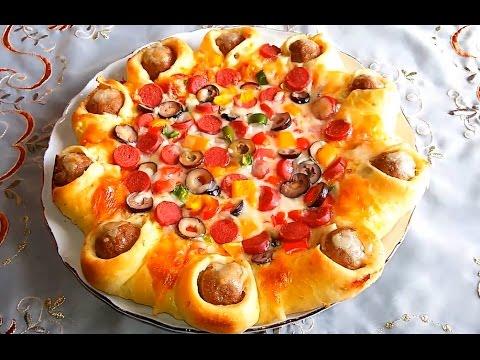 مخبوزات |بيتزا | تشيز| برجر | مطبخ ساسى