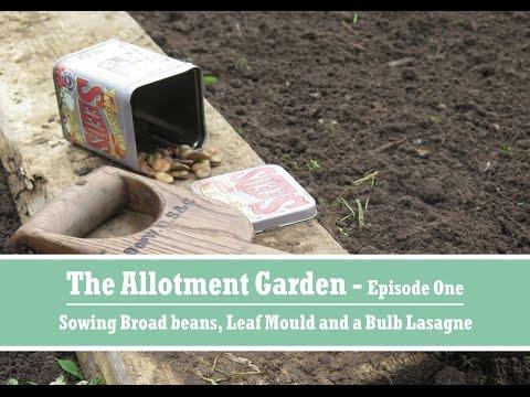 The Allotment Garden - Episode One - December 2016