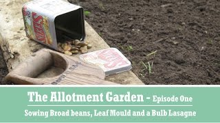 The Allotment Garden - Episode One - December 2016