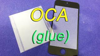 Склейка модуля при помощи OCA пленок и Remove Bubble Machine(На видео переклейка стекла методом OCA на iPhone 5S Remove Bubble Machine. Преимущество метода в том, что нет необходимости..., 2015-03-16T16:48:29.000Z)