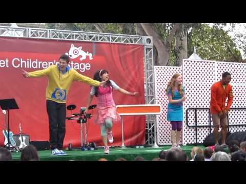 The Fresh Beat Band HD Live 4/24/10 - We Had a Great Day 3/3
