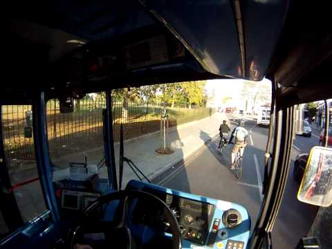 Bus Driver's View London Route 3