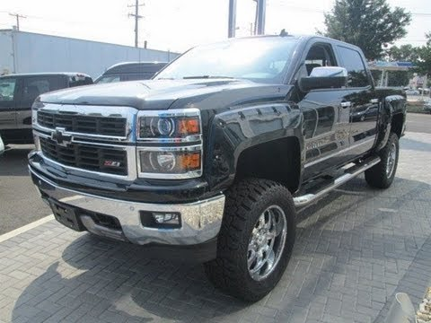 2014 chevy silverado 1500 ltz southern comfort lifted truck 4 sale youtube. Black Bedroom Furniture Sets. Home Design Ideas