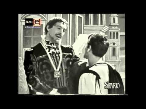 Mercante di Venezia 1/12 - YouTube