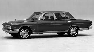 #822. Легендарные автомобили - Nissan President