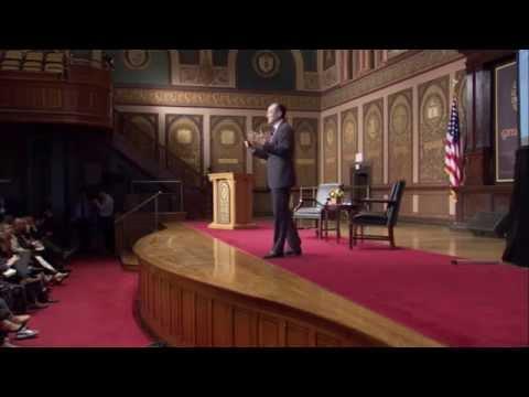 Jim Yong Kim on Global Futures