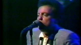 Billy Joel Live at Wembley 1984 - 09 An Innocent Man