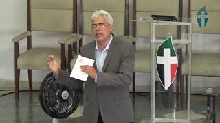 #57 - Culto Online | Rev. Robson Ramalho