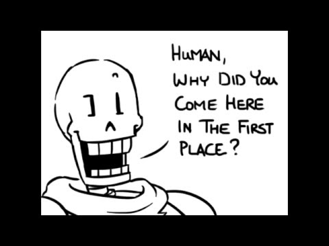 [Comic Fandub] Undertale - Why did Frisk go to Mt. Ebbot...?