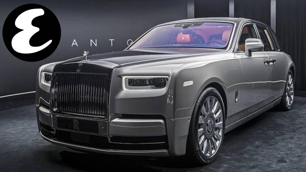 this car costs half a million dollars: rolls-royce phantom viii