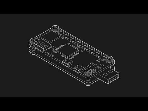 Turn The Raspberry Pi Zero Into A Mini Dongle Computer