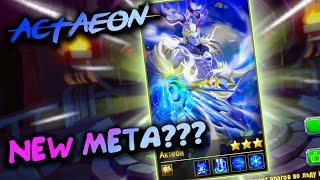Magic Rush Heroes   Actaeon First Impression   New Meta??? screenshot 4
