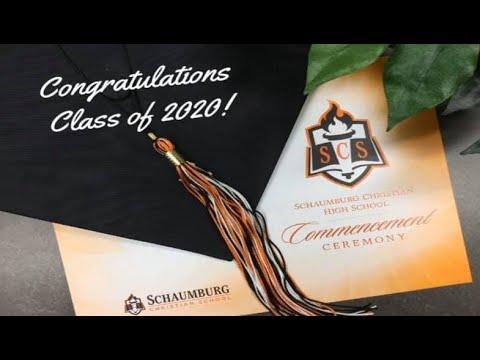 2020 Schaumburg Christian School Graduation