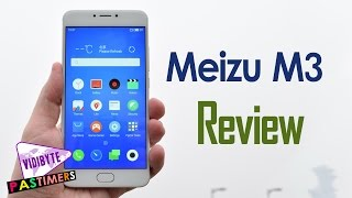 Meizu m3 launched review and full specifications || pastimers