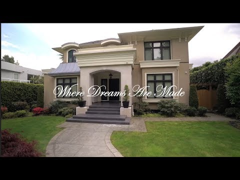 Luxury Vancouver Real Estate - Private Walkthrough Tour at 1238 W. 37th Ave, Vancouver