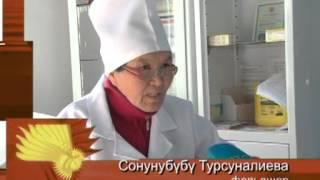 Аварийный поселок  Кыргызстан