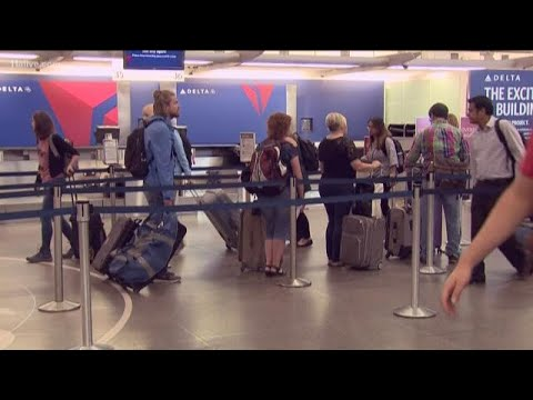 Delta Increasing Checked Baggage Fees