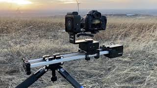 Timelapse and Nightlapse using the Edelkrone SliderPLUS, HeadONE, and Tilt Kit with Canon 5D Mark IV