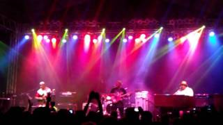 The Meters with Allen Toussaint - Fire On The Bayou at Bonnaroo 2011