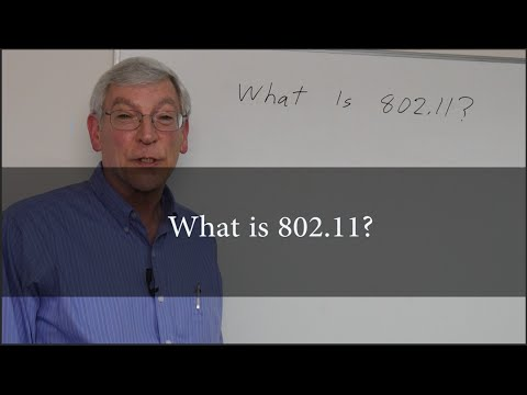 What is 802.11?  With Bob Young and Nuts About Nets