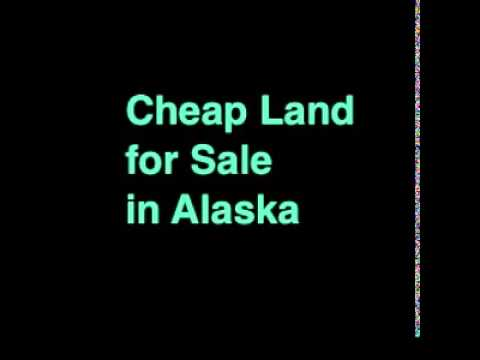 Cheap Land for Sale in Alaska – 10 Acres for Sale in Anchorage, AK 99501