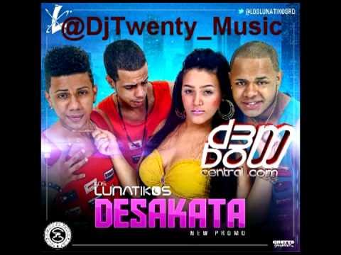Los Lunatikos - Desacata ( Desakata ) Nuevo Dembow 2013