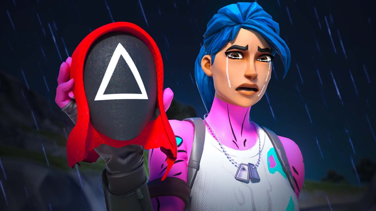 Download Using Squid Game to CHEAT in Fashion Show... (Fortnite)