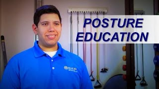 The Benefits of Good Posture: Physical Therapy Education