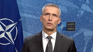 NATO Secretary General statement following NATO-Russia Council