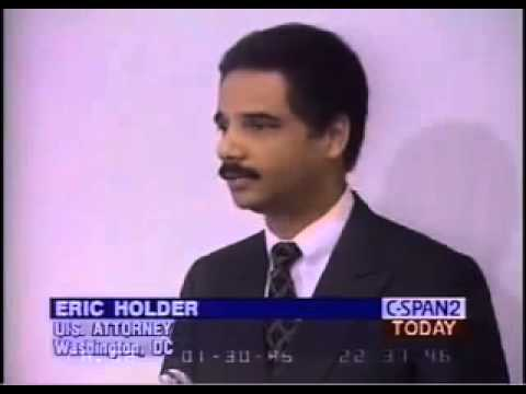 United States Attorney General, Eric Holder, OKs brainwashing the nation.