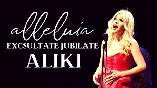 Allelujah (Excultate jubilate, KV 165) - A. Mozart- Aliki Chrysochou