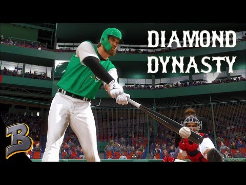Trying To Break A Bad Habit! Welcome To The Baby Boomerr's! -MLB The Show 18 Diamond Dynasty-