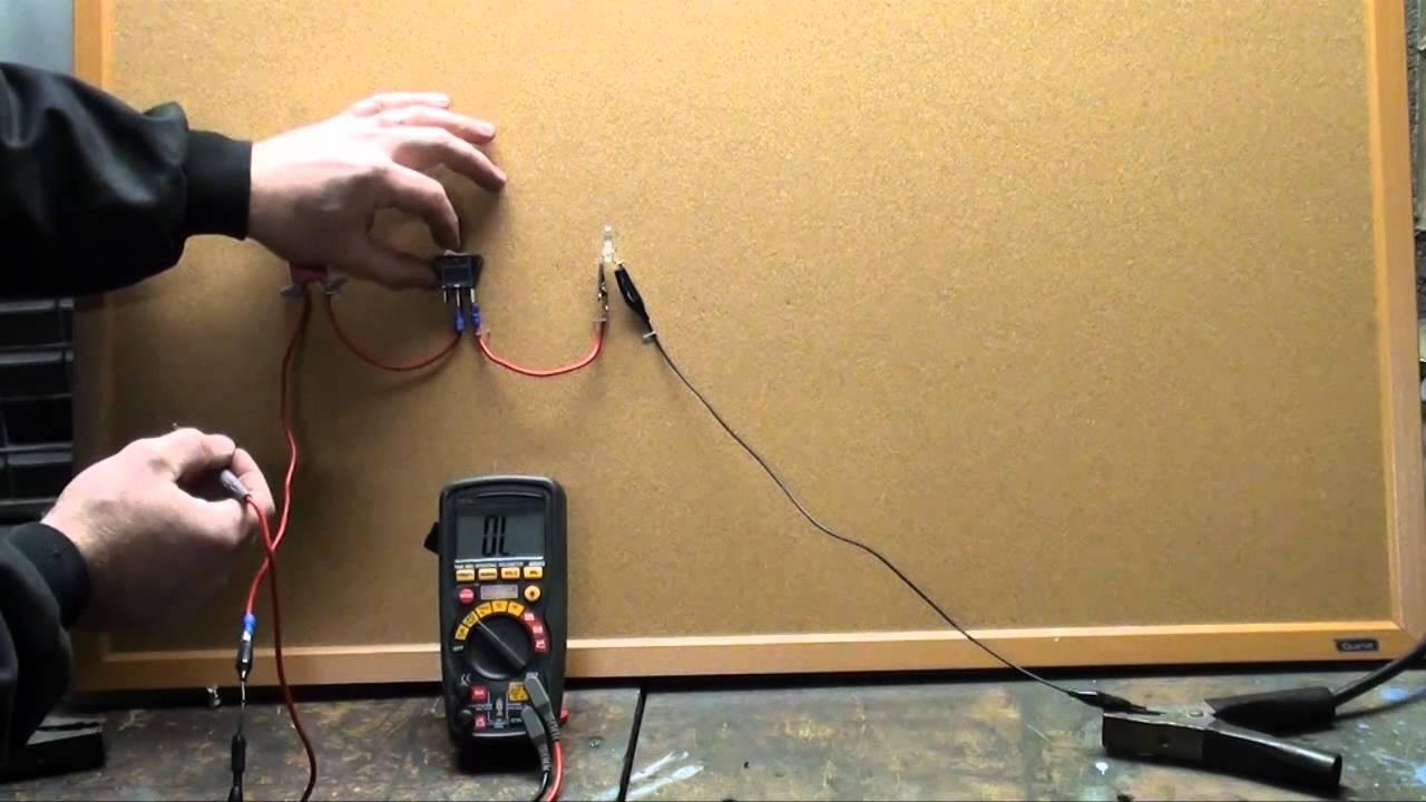 Part 2. Multimeter / Test Light / Amp Clamp DC Automotive