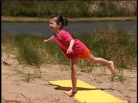 yoga poses yogakids sillytocalm  youtube