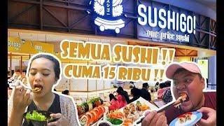 Sushi Murah Di Jakarta !! SEMUANYA 15 RIBU !! - Stafaband