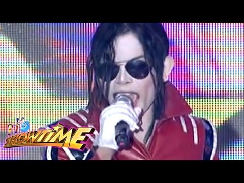 It's Showtime Kalokalike Face 2 Level Up: Michael Jackson