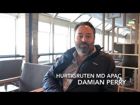 First look at Hurtigruten's Roald Amundsen