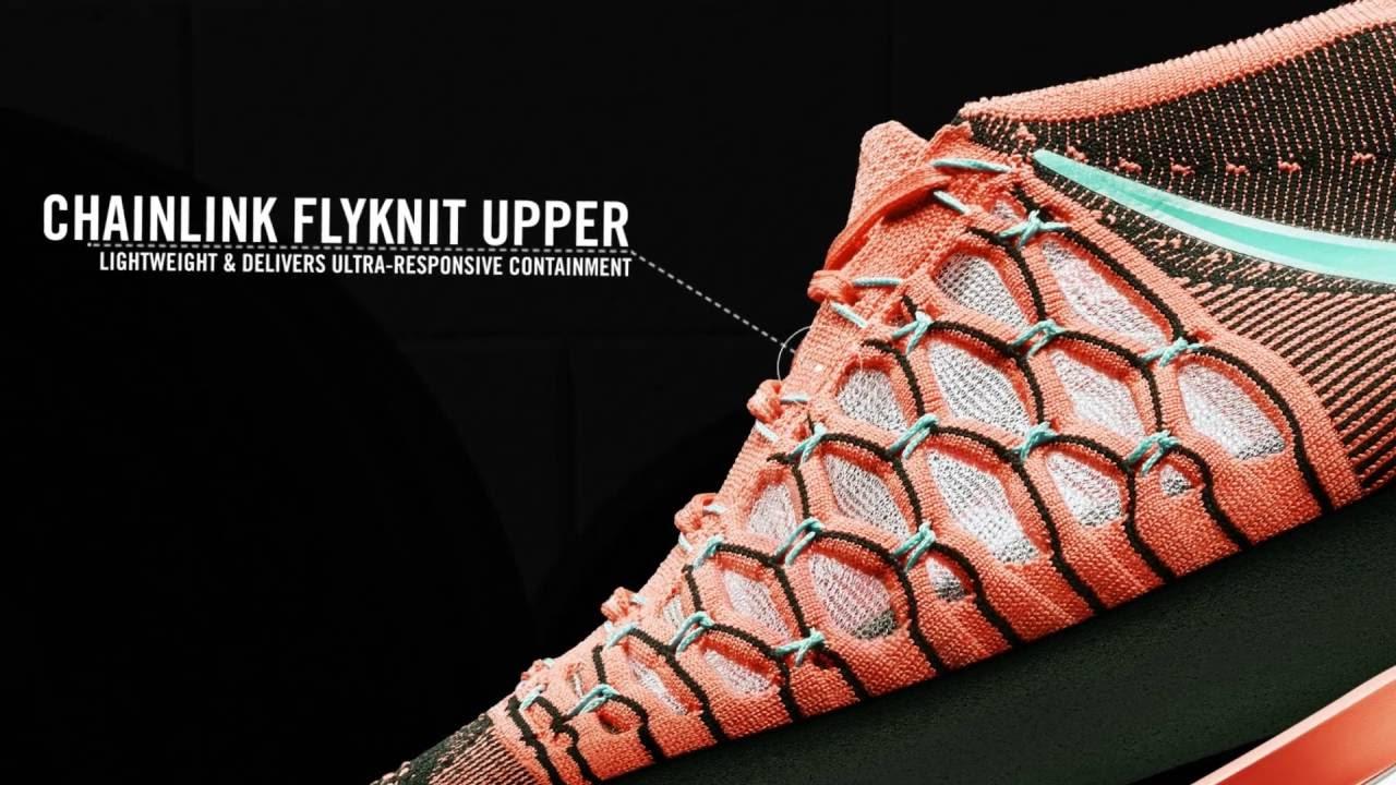 cubrir Frenesí Inspeccionar  Nike Train Ultrafast Flyknit - YouTube