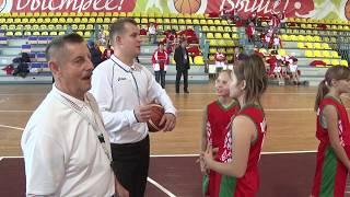 Баскетбол на спартакиаде