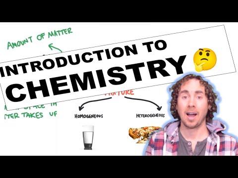 Chemistry 101 – Foundations of Chemistry
